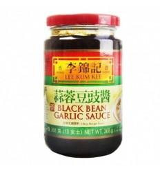 李锦记蒜蓉豆豉酱 Black bean garlic sauce 368g