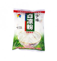 宇峰白凉粉 Withe Jelly powder 500g