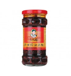 老干妈油辣椒 Soybean hot pepper oil 275g