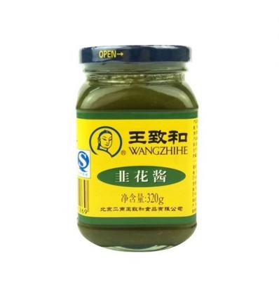 王致和韭花酱320g Fermented Jiucai Flower paste