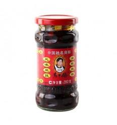 老干妈风味豆豉油制辣椒 Soybean hot pepper oil 280g