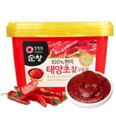 (黄盖)清净园韩国辣椒酱 Korean hot pepper paste 500g