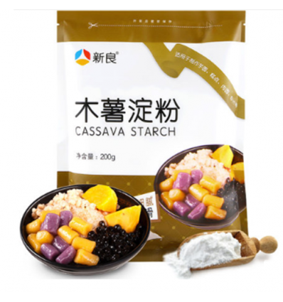 新良木薯淀粉 Sweet potato power 200gr