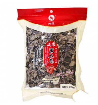 温州商场精选黑木耳 90g Black Fungus