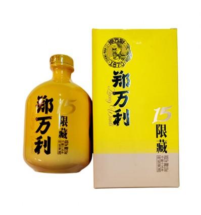 (红)郑万利*10限藏 12度黄酒 375ml Rice wine