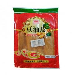 普兴隆*黄豆油皮 150g Dried bean curd