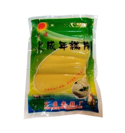 文成*白年糕片 420g rice cake