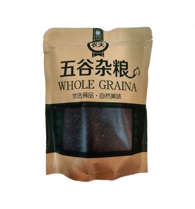 农夫*五谷杂粮*黑米 800GFarmer * whole grains * black rice 800G