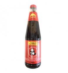 李锦记熊猫蚝油 LeeKumKee Panda ostra sauce 907g