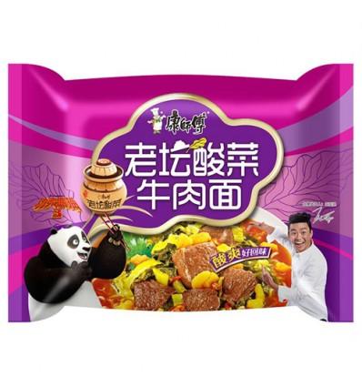 康师傅*香菇炖鸡面 100g noodles