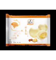 (A区)味美*奶皇包*12个装 400g weimei food