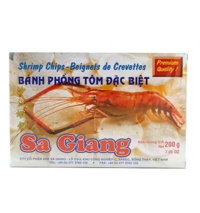 百乐达*彩色虾片 200g prawn cracker